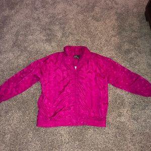 EVR Vintage Hot Pink 1X Jacket